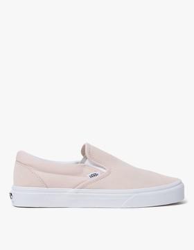 Vans Classic Slip-On in Sepia Rose