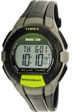 Timex Men's TW5K95800 Black Polyurethane Quartz Sport Watch