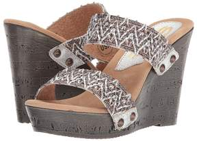 Sbicca Dottie Women's Wedge Shoes