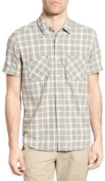 Billy Reid Clarence Check Sport Shirt