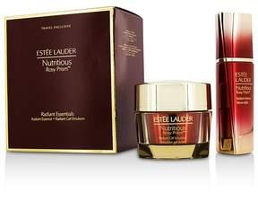 Estee Lauder Nutritious Rosy Prism Set: Radiant Essence 30ml + Radiant Gel Emulsion 50ml