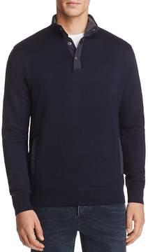 Barbour Spate Half-Zip Sweater