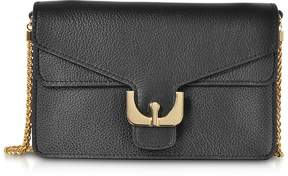Coccinelle Ambrine Soft Grained Leather Crossbody Bag