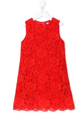 Dolce & Gabbana floral lace patterned dress