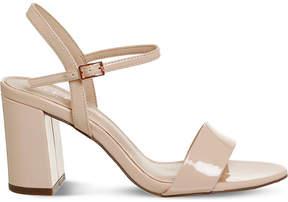 Office Millionaire patent sandals