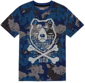 Arizona Graphic T-Shirt- Boys 8-20 & Husky
