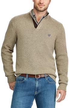 Chaps Men's Classic-Fit Mockneck Sweater
