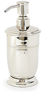 Southern Living Nickel-Plated Lotion Pump