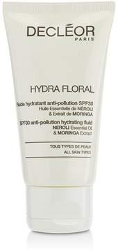 Decleor Hydra Floral Neroli & Moringa Anti-Pollution Hydrating Fluid SPF30 - Salon Product