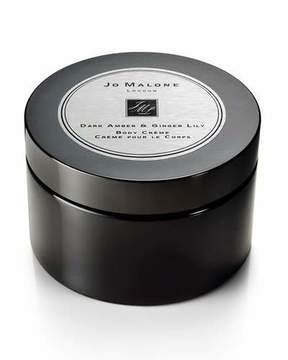 Jo Malone London Dark Amber & Ginger Lily Cologne Intense Body Crème, 5.9 oz./ 175 mL