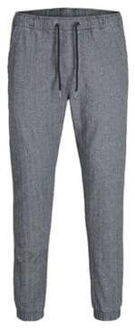 Jack and Jones Static Print Jogger Pants