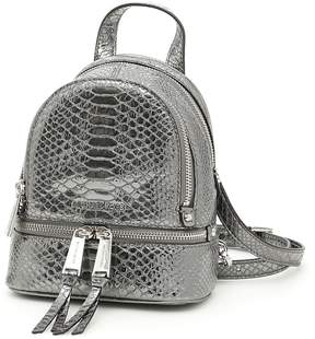 MICHAEL Michael Kors Rhea Extra Small Backpack - PEWTER|METALLICO - STYLE