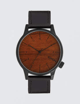 Komono Winston Wood Watch