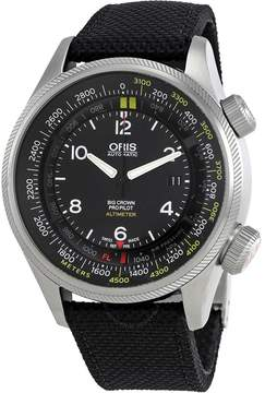 Oris Big Crown ProPilot Black Dial Men's Watch 733-7705-4164BKFS