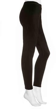 Nine West Women's Velvet Leggings