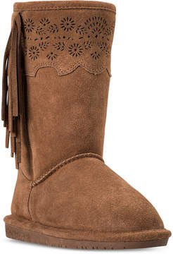 BearPaw Little Girls' Tallulah Tall Boots from Finish Line