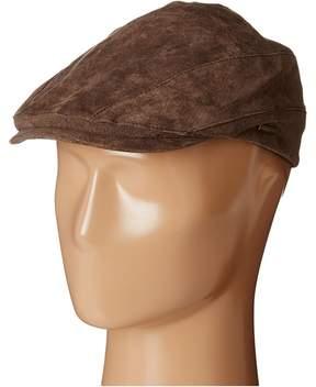 Stetson Suede Ivy Cap Caps