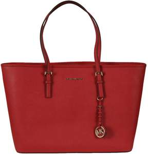 Michael Kors Jet Set Travel Tote - BRIGHT RED - STYLE