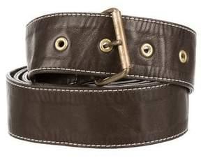 Celine Double-Wrap Waist Belt