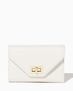 Envelope Turnlock Wallet