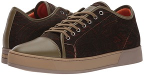 Etro Cap Toe Sneaker Men's Shoes