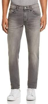 Hudson Blake Slim Straight Fit Jeans in Ink Slinge