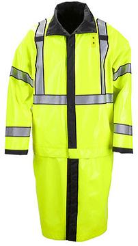 5.11 Tactical Long Hi-Vis Rain Coat
