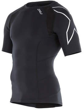 2XU Men's Elite Compression Long Sleeve Top