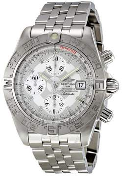 Breitling Galactic Chrono Silver Dial Automatic Men's Watch