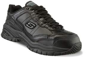 Skechers Relaxed Fit Soft Stride Chatham Men's Composite-Toe shoes