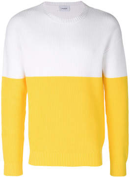 Dondup colour block jumper
