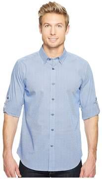 Robert Graham Modern Americana Carlos Long Sleeve Woven Shirt Men's T Shirt