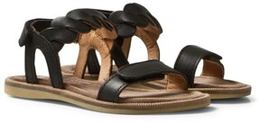Bisgaard Black Sandals