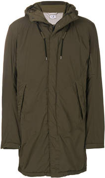 C.P. Company loose fit hooded jacket