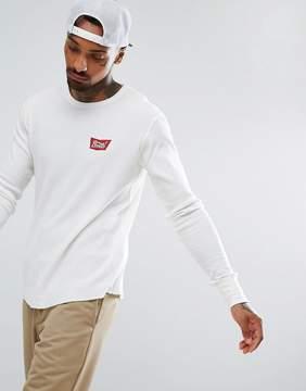 Brixton Stith Long Sleeve T-Shirt With Small Logo