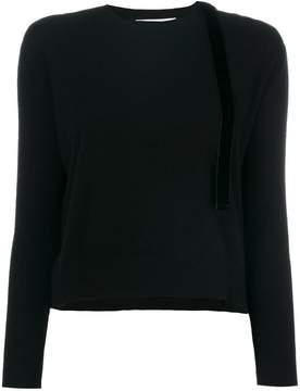 Blugirl cold shoulder top