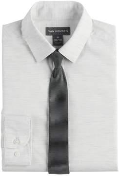 Van Heusen Boys 8-20 Shirt & Tie Sets