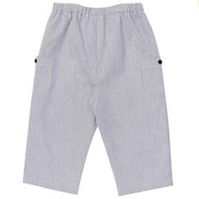 Marie Chantal Baby Boy Summer Stripe Pull on Pant