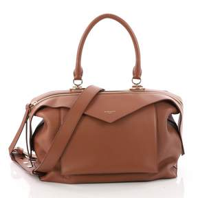 Givenchy Sway leather crossbody bag
