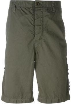 Sacai ruffled shorts