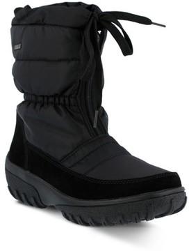 Spring Step Women's Lucerne Waterproof Drawstring Boot