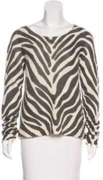 Calypso Scoop Neck Cashmere Sweater