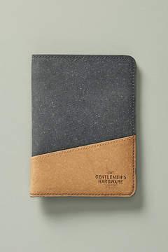 Anthropologie Gentlemen's Hardware Travel Wallet