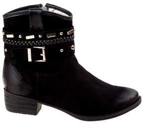 KensieGirl Kids' Studded Ankle Boot Pre/Grade School