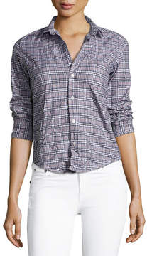 Frank And Eileen Barry Long-Sleeve Plaid Button-Down Shirt