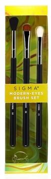Sigma Beauty Modern Eyes Brush Set
