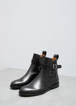 Acne Studios Black Julian Boot