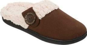 Dearfoams MFS Clog Slipper with Button Tab (Women's)