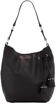 Botkier Kenna Leather Shoulder Hobo Bag