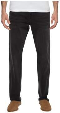 Mavi Jeans Matt Mid-Rise Relaxed Straight in Grey Williamsburg Men's Jeans